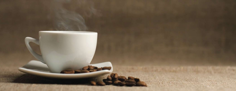 Kaffee genießen im da Pino